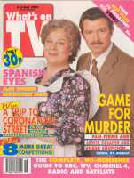 What's On TV Cover - April 93